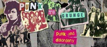 Punk To Grunge
