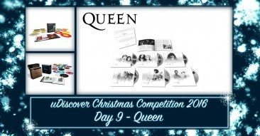 Christmas Competition Day 9 – Queen Prize Bundle