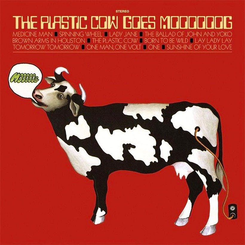 Plastic Cow Goes Moo album cover
