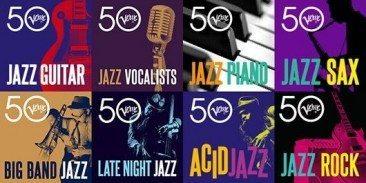 Verve 50 – The World's Greatest Jazz