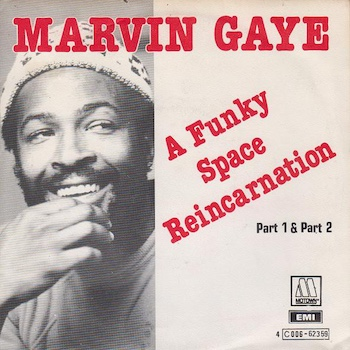 A Funky Space Reincarnation Marvin Gaye