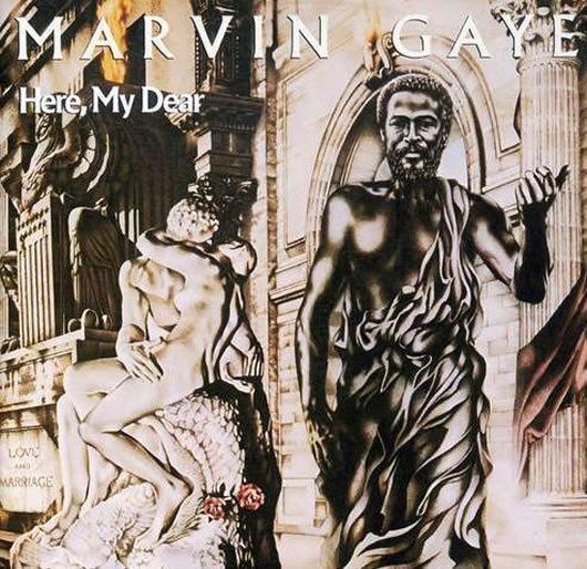 Under The Radar… Marvin Gaye