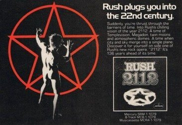 Rush Plugs You Into the 22nd Century…