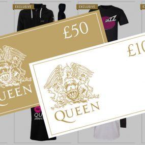 Queen Store Voucher Giveaway Final