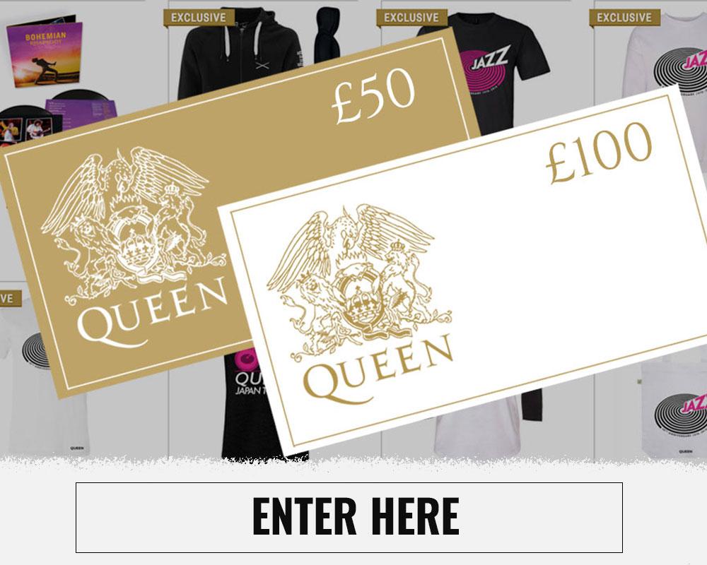 Queen Giveaway
