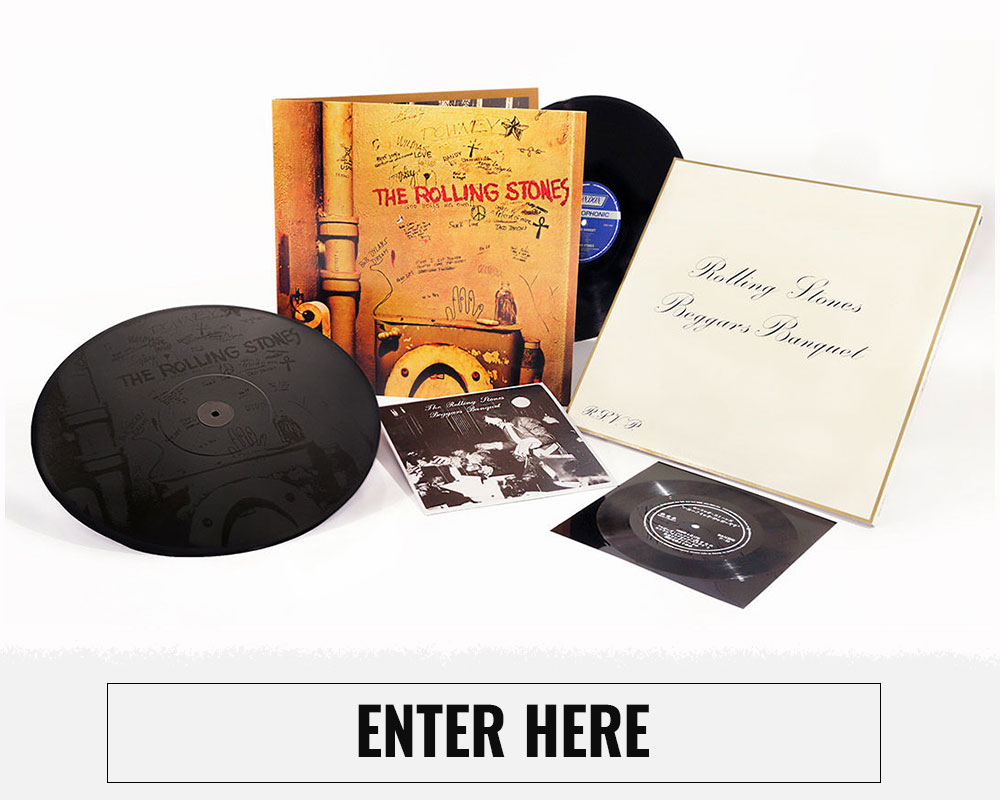 The Rolling Stones Giveaway