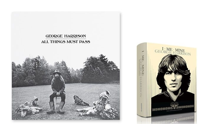 George Harrison Giveaway Competition
