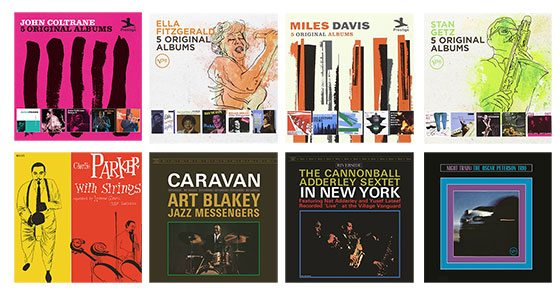 Jazz Bundle Giveaway