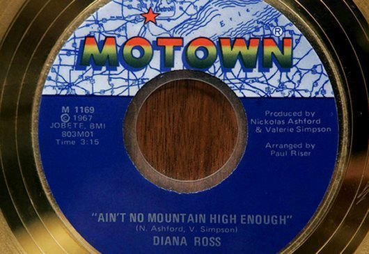 Motown record