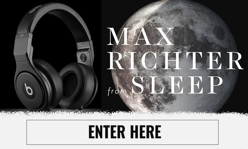 Max Richter Giveaway