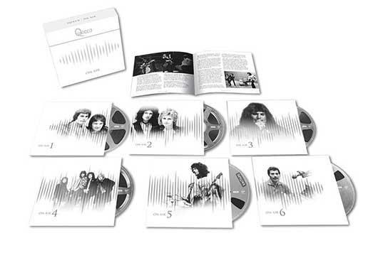 Queen On Air CD Box Set