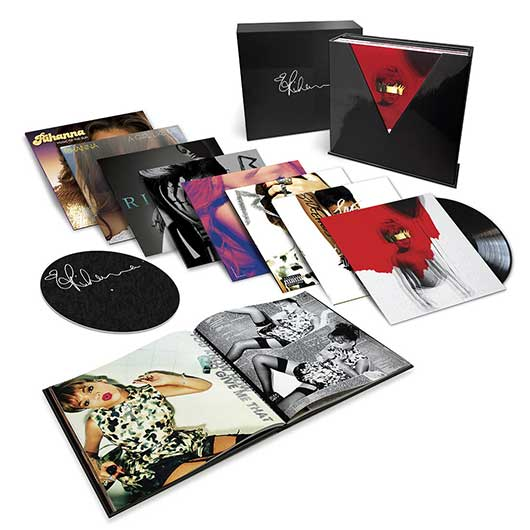 Rihanna Vinyl Box Set