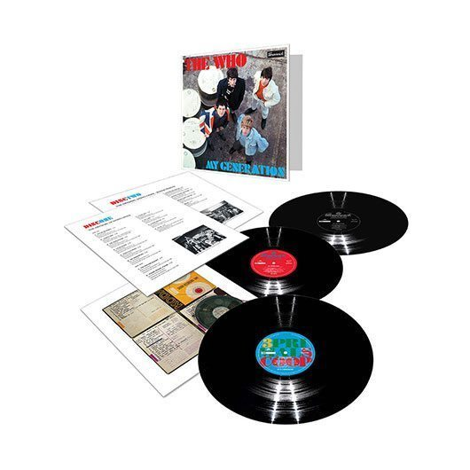 The Who My Generation Vinyl