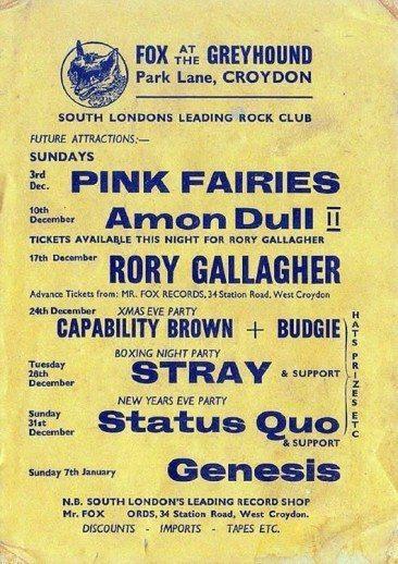 It's 1972…