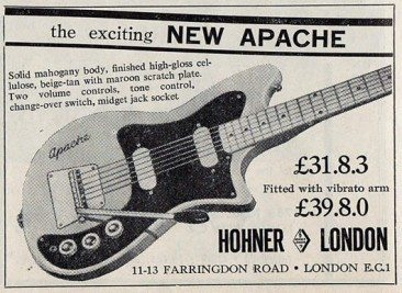 The exciting NEW APACHE