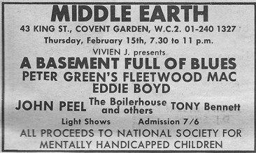 Peter Green's Fleetwood Mac…