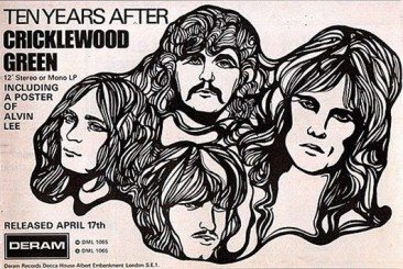 Woodstock and the Making of Ten Years After