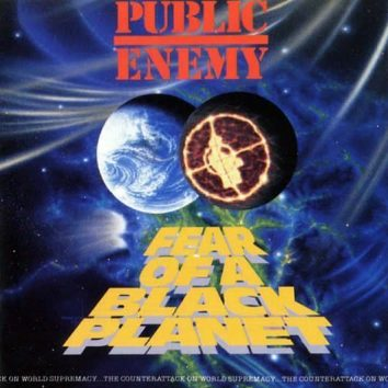 Fear Of A Black Planet - Classic Hip Hop Albums