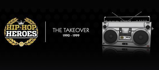 Hip Hop Heroes: The Takeover