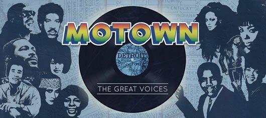 Motown: The Great Voices
