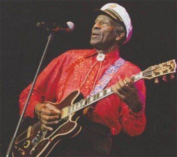 Chuck Berry Awarded Polar Music Laureate