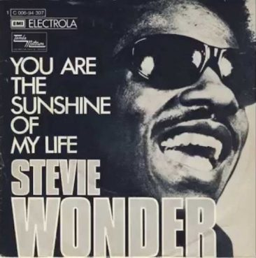 Stevie Wonder, The Sunshine Of Our Lives