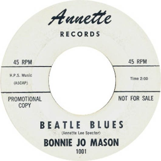Everyone Knows Who Bonnie Jo Mason Is
