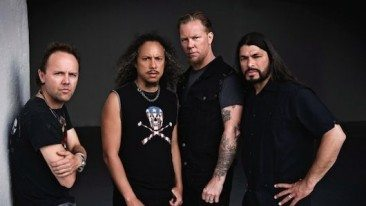 Metallica's Greatest Spotify Hits