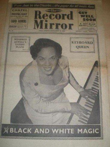 June 1954: The Birth Of Record Mirror