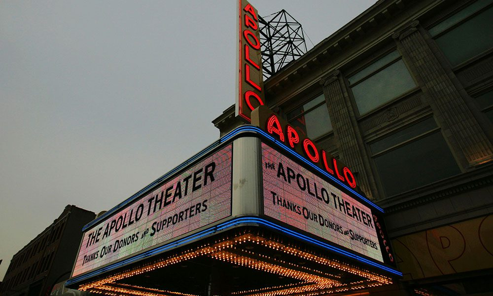 Apollo Theatre photo by Chris Hondros/Getty Images
