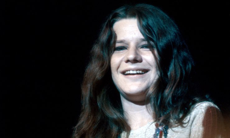 Janis Joplin Monterey Pop
