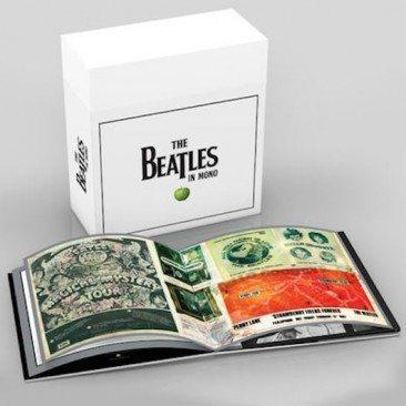 Beatles Back To Mono Vinyl