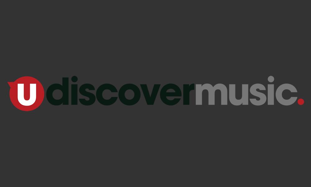 uDiscover Music Logo