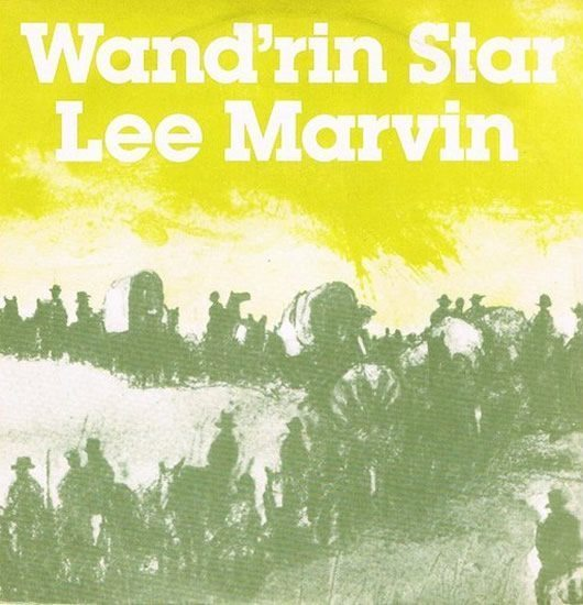 Lee Marvin Wand'rin Star cover