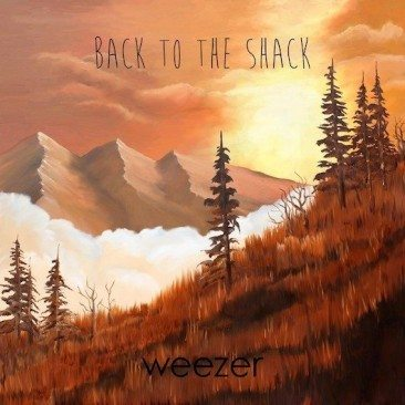 Weezer Get Back To The Shack