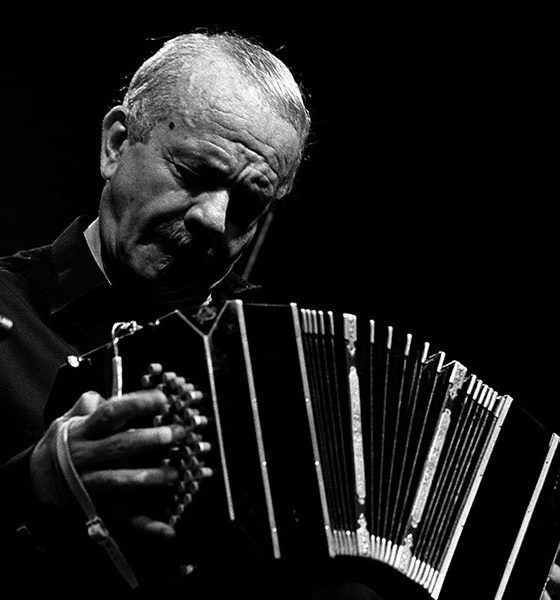 Astor Piazzolla photo by Paul Bergen and Redferns