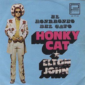 Resultado de imagen para Elton John    Honky Cat