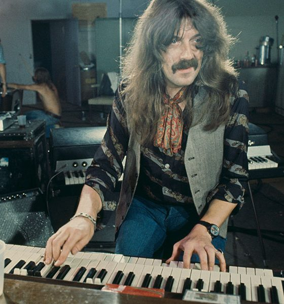 Jon Lord Photo by Fin Costello/Redferns/Getty Images
