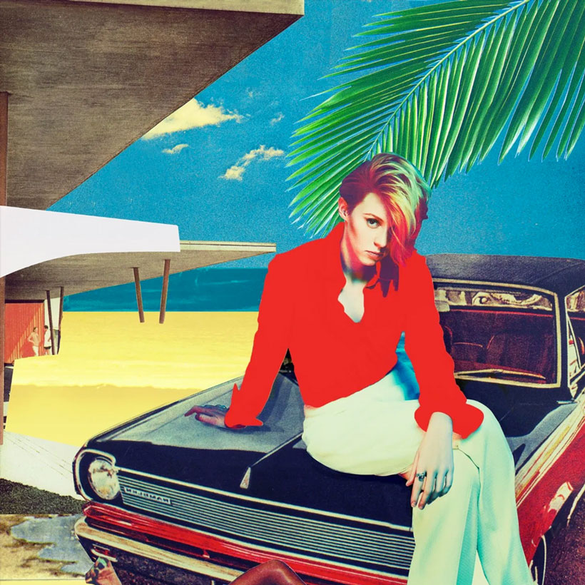 La Roux - Trouble In Paradise Album Artwork