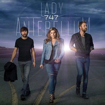 A 747 For Lady Antebellum