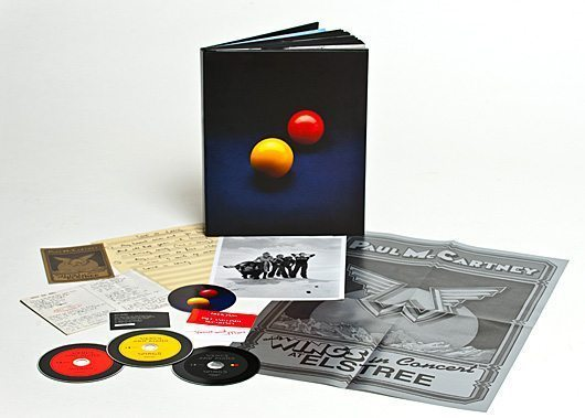 Paul Mccartney Reissues Iconic Albums