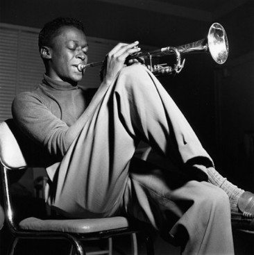 A Free Track From Miles Davis…