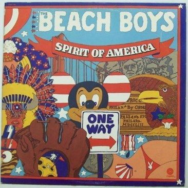 The Beach Boys and the Spirit Of Independence