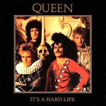 Queen Score 25th UK Chart Single With 'It's A Hard Life'