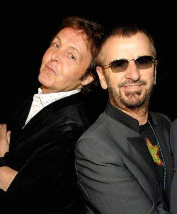 Paul Says Happy Birthday Ringo