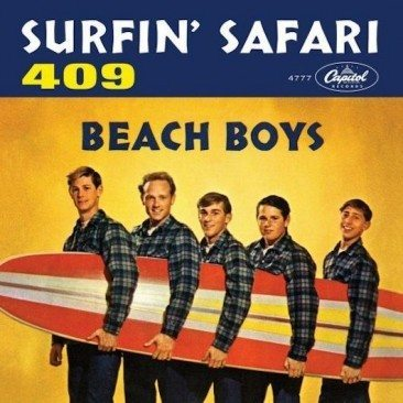 When The Beach Boys Hit The Big Time