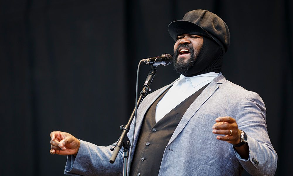 Gregory Porter photo by Tristan Fewings/Getty Images