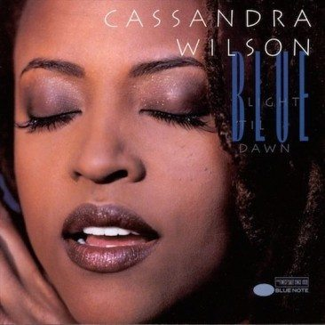 Cassandra Wilson Turns Blue Light On Again