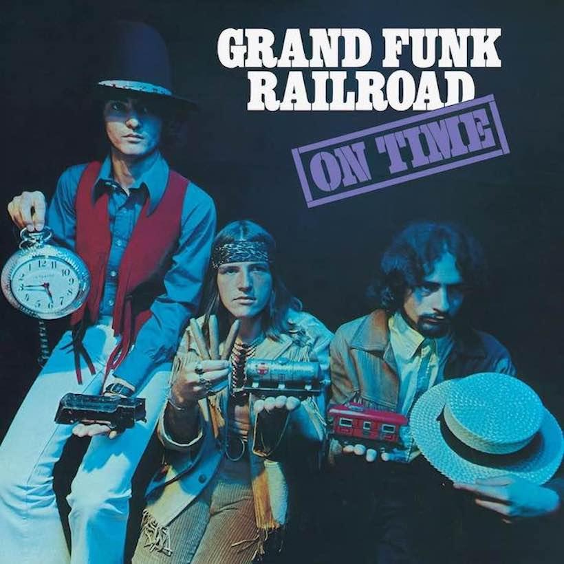 Grand Funk Railroad On Time