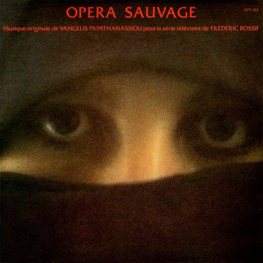 Vangelis Opera Sauvage Album Cover - 530